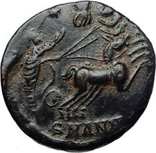 CONSTANTINE I the Great CHARIOT to GOD HAND in HEAVEN Ancient Roman Coin i70251