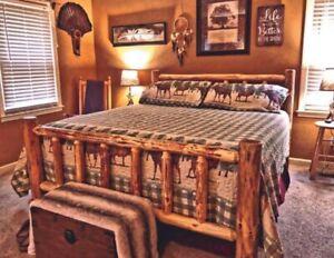 log bed for sale in stock ebay