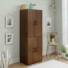 Wooden Kitchen Pantry Cabinets For Sale In Stock Ebay