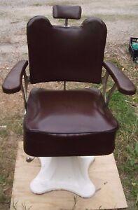 fauteuil barbier ebay