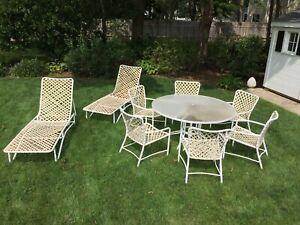 brown jordan patio garden furniture