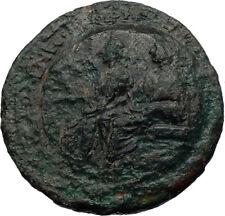 GERMANICUS & DRUSUS Caesars Sardes Lydia Authentic Ancient Roman Coin i69263