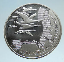 2004 GERMANY Wattenmeer National Park Genuine Silver German 10 Euro Coin i75134