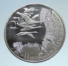 2004 GERMANY Wattenmeer National Park Genuine Silver German 10 Euro Coin i75134