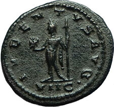 GALLIENUS Ancient 267AD Antioch Authentic Original Genuine Roman Coin i66586