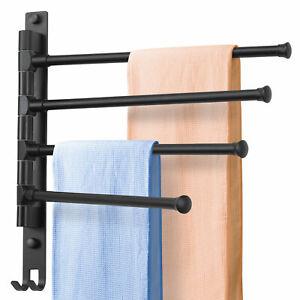 swing arm towel rack for sale ebay