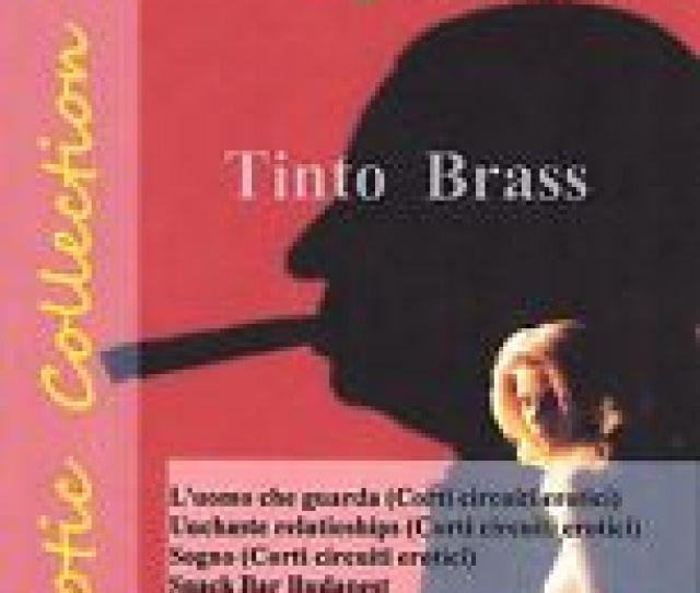 Tinto Brass  Dvd Set  Movies No Any Subtitles