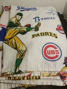 baseball bedding products for sale ebay