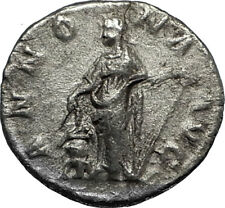 SEVERUS ALEXANDER 228AD Rome Authentic Ancient Silver Roman Coin ANNONA i67159