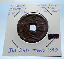 1195AD CHINESE Southern Song Dynasty Genuine NING ZONG Cash Coin of CHINA i72567