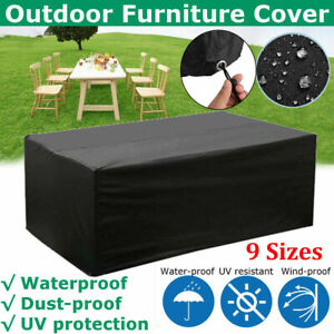 rectangular patio table cover for sale