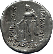 THASOS Thrace 148BC Authentic Ancient LARGE Silver Greek Tetradrachm Coin i70108