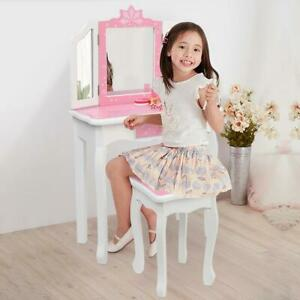 kids vanity set indiana pretend play