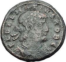 DELMATIUS Dalmatius 335AD  Authentic Ancient Roman Coin - GLORY OF ARMY  i61587
