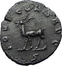 GALLIENUS son of Valerian I 267AD Authentic Ancient Roman Coin GOAT i66922