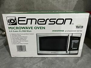 emerson microwaves for sale ebay