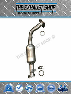 exhaust parts for 2002 toyota tundra