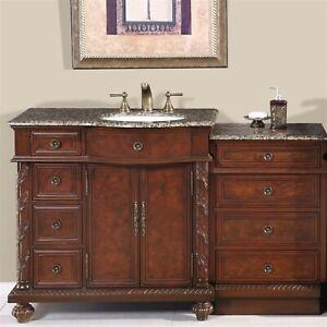 bathroom vanity 56 for sale ebay