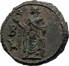 PROBUS Authentic Ancient 276AD Alexandria Egypt Tetradrachm w ELPIS HOPE i75583