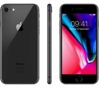 APPLE IPHONE 8 GRIS SIDERAL 64Go SMARTPHONE débloqué 4G ECRAN 4,7 Pouces - 64 Go