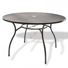 tables de jardin et terrasse ronde ebay