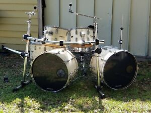 double bass drum sets for sale ebay