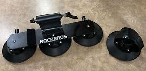rockbros suction cup bike rack