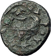 ALEXANDER III the GREAT Lifetime 336BC Authentic Ancient Greek Coin EAGLE i63242