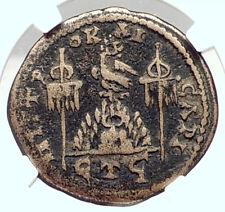 SEVERUS ALEXANDER Ancient 222AD Caesarea Cappadocia Roman Coin Coin NGC i72876