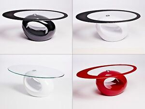 oval coffee tables for sale ebay