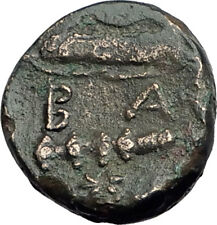ALEXANDER III the Great 325BC Macedonia Ancient Greek Coin HERCULES CLUB i64570