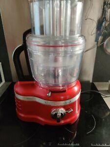 robots de cuisine rouges kitchenaid ebay