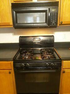 kenmore black microwaves for sale ebay