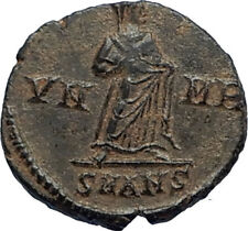 Divus Saint CONSTANTINE I the GREAT 347AD Authentic Ancient Roman Coin i67125