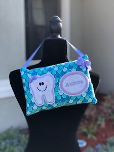 girls tooth fairy pillows for sale ebay