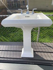 https www ebay com b kohler ceramic pedestal bathroom sinks 71283 bn 7753205