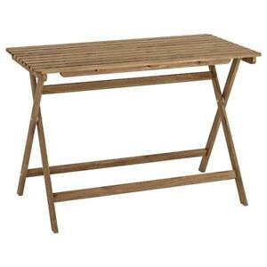 ikea patio garden tables for sale