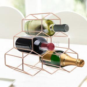 gold wine racks bottle holders for