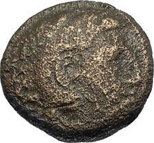 ALEXANDER III the GREAT 336BC Macedonia Ancient Greek Coin HERCULES CLUB i66763