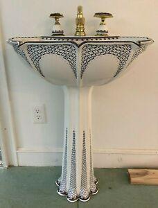 kohler pedestal sinks for sale ebay