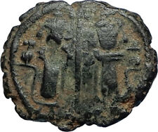 Islamic Arab Byzantine UMAYYAD Caliphate 685AD Authentic Ancient Coin  i67214