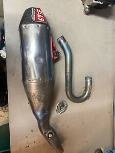 exhaust system parts for honda crf250r