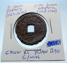 1163AD CHINESE Southern Song Dynasty Genuine XIAO ZONG Cash Coin of CHINA i72329