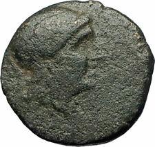Pergamon Regal Coinage 282BC Athena & Thyrsos  Ancient Greek Coin  i71679