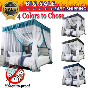 canopy bed drapes for sale in stock