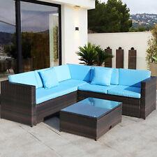plastic patio garden furniture sets