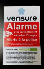 Systemes D Alarme Anti Vol 2 X Protection Fenetre Autocollants Securite Alarme 24 H Surveillance Alarme Verisure Adt Bricolage Twininfosolutions Com