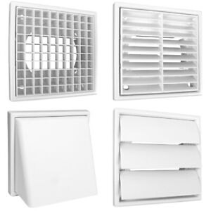 extractor fan vent cover for sale ebay