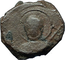 CRUSADERS of Antioch Tancred Ancient 1101AD Byzantine Time Coin St Peter i66048