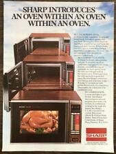 sharp microwave in collectibles ebay